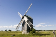 6EST – Abruka island - traditional windmill
