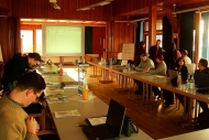 Project study visit in Germany